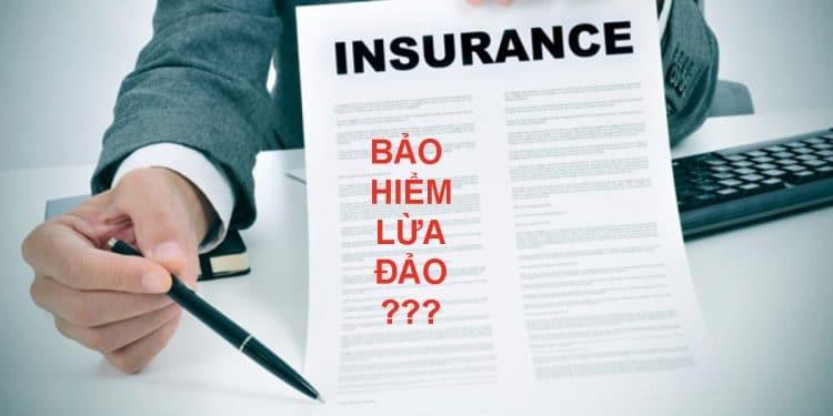 Bảo hiểm nhân thọ lừa đảo khách hàng?