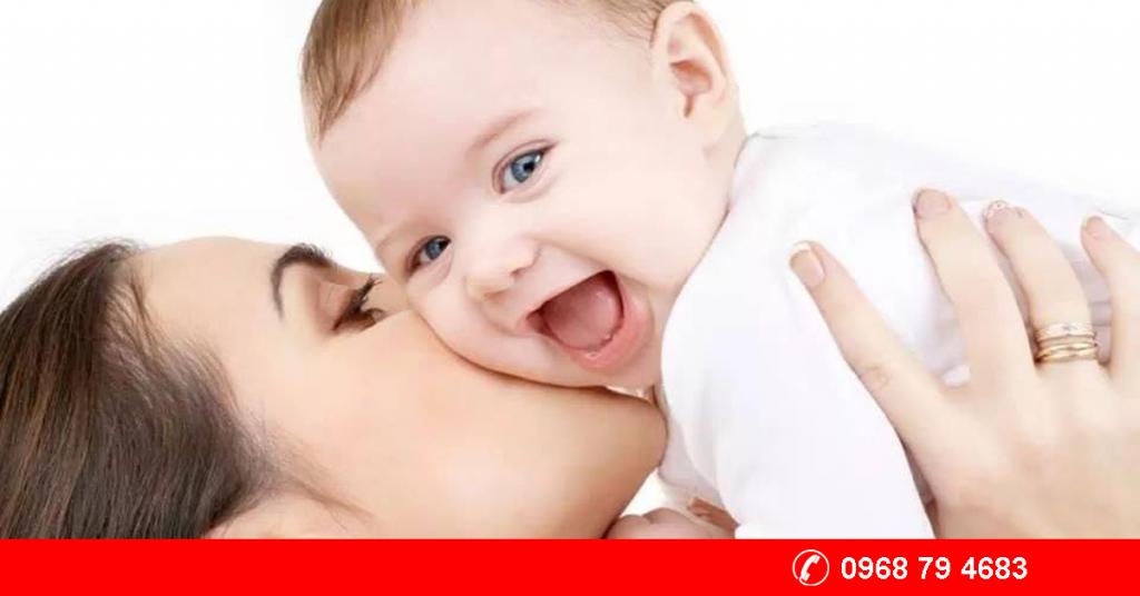 bảo hiểm chăm sóc sức khỏe toàn diện cho mẹ và bé