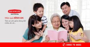 Bảo hiểm Hưu Trí Dai-ichi Life Việt Nam