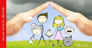 Bảo hiểm nhân thọ vì chính những người thân yêu của mình