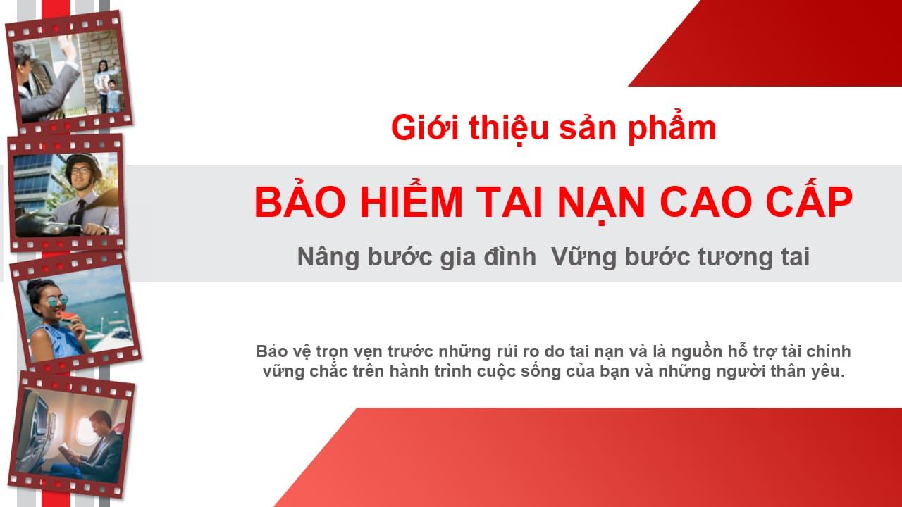 Bảo hiểm Tai nạn Cao cấp - Bảo hiểm Dai-ichi Life Việt Nam